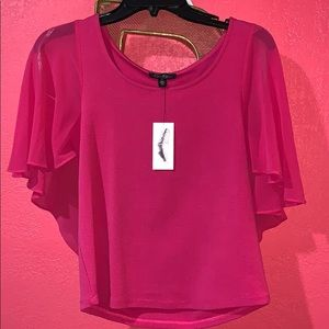 Jessica Simpson Pink Top